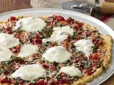 Gluten Free Margherita Pizza - lots of Betty Crocker GF recipes.