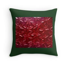 'red christmas star' Throw Pillow by jemmart Christmas Star, My Canvas, Throw Pillows, Stars, Cushions, Decorative Pillows, Decor Pillows, Star, Scatter Cushions