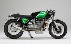 Custom 1978 Moto Guzzi SP 'Machine 9' by KaffeeMaschine