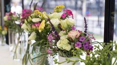 How The Uprooted Flower Truck Is Reinventing Floristry (On Wheels) - Garden Collage Magazine Good Shabbos, Flower Truck, Collage, New York Street, Favorite Color, Flower Arrangements, Floral Design, Table Decorations, Retail