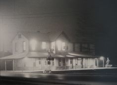 The old GM Train Station.  It was still a working station.  This was taken by my then brother-in-law, Bruce Clement, in 1961.