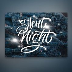I recently collaborated with @unsplash to do a Christmas card design over one of their photos. You can buy this, along with 4 other designs by other great artists at crew.co/store  This was made completely in @procreateapp on my iPad.  #unsplash #lettering #brushscript #calligraphy #typography #photography