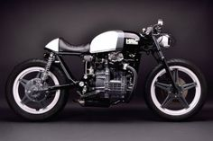 Honda CX500 Motorcycle by Kustom Research 2