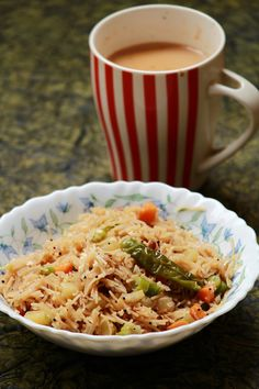 Semiya upma – also called as vermicelli upma is an easy to make and tasty breakfast item. It is a very popular South Indian breakfast item with loads of vegetables. It is very great for a breakfast or snack. Semiya is very popular for semiya payasam and apart from that kesari, upma, idli and there...Read More »