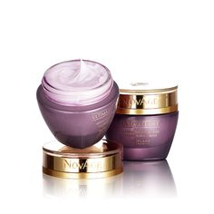 NovAge Advanced Lifting Day Cream and Overnight Lifting and Contouring Cream
