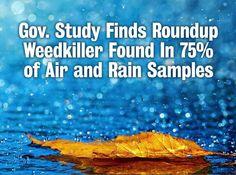 75% of Air and #Rain Samples Contain @MonsantoCo #RoundUp http://naturalsociety.com/75-air-rain-samples-contain-monsantos-round/#ixzz3TC9h5RZa … @EPA @EPAwater @US_FDA @USDA #Koch