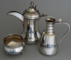 Iraqi silver