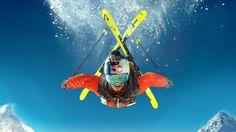 Snowboarding Steep Extreme Sport Game Wallpaper