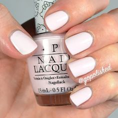 OPI Let's Be Friends! New from the OPI Hello Kitty Collection. An almost white…