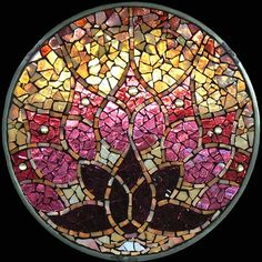 Stained Glass by David Chidgey