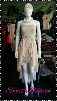 Party dress. Perfect for homecoming!!