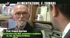 Alimentazione e tumori: l' intervista al Prof. Franco Berrino