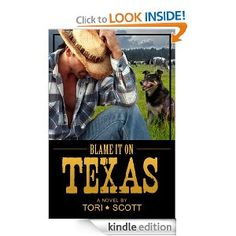 Blame it on Texas - Realistic characters in believable situations that touch your heart. I'll read it again. $3.99 on Kindle