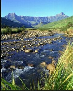 The 10 Attractions You Must See During Your Vacation in South Africa: The Drakensberg Mountains, South africa Cool Places To Visit, Places To Go, South Africa Safari, Namibia, Kwazulu Natal, Africa Travel, Beautiful Places, Beautiful Pictures, Trekking