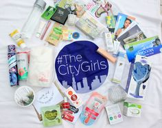 The City Girls Leeds: The Goodie Bag