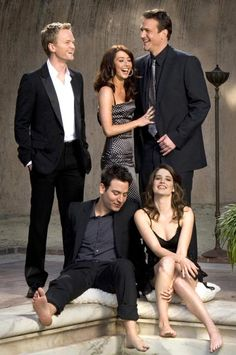 How I Met Your Mother always makes me laugh when I need it most.