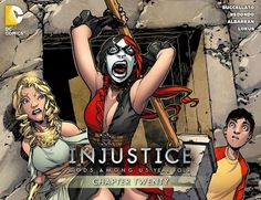 Weird Science: Injustice: Year Four #20 Review
