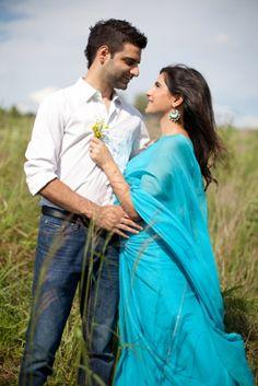 Photo: indian-weddings-bride-groom-portraits