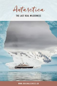Longing to escape Santa? Head due south to Antarctica, an icy tundra of intense wilderness and spectacular wildlife. It may be covered in snow and ice, but it's a world away from the North Pole. Hms Beagle, Drake Passage, Choppy Water, Due South, Rib Boat, Santa Head, North Pole, Antarctica, Archipelago