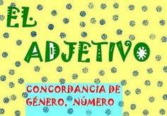 BOSQUEJOS: EL ADJETIVO Stores, Grammar, Sentences, Image, Speech Therapy, Speech And Language, Words, Frases