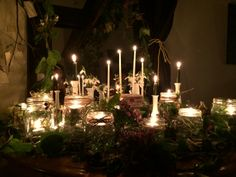 Gather's Imbolc altar