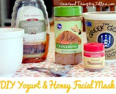 yogurt honey mask 10