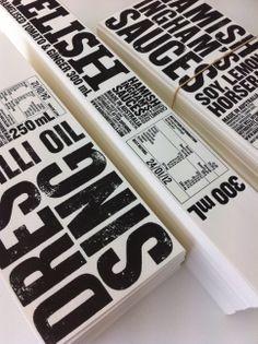 graphic, design packag, sauces, hamish ingham, packag design, relish, black, ingham sauc, typographi