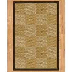 "Natural Area Rugs Phantom Hand Crafted Fudge Area Rug Rug Size: Runner 2'6"" x 8'"