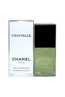 Cristalle By Chanel for Women 1.7 Oz Eau De Parfum Spray by CHANEL. $157.99. 1.7oz Eau De Parfum Spray. For Women. Cristalle By Chanel for Women 1.7 Oz Eau De Parfum Spray
