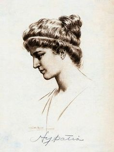 Hypatia, Ancient Alexandria's Great Female Scholar | Women's History Month | Smithsonian An avowed paganist in a time of religious strife, Hypatia was also one of the first women to study math, astronomy and philosophy