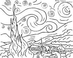 Van Gogh Para Ninos