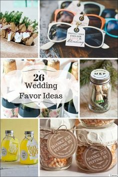 48 Unique Wedding Gifts For Guests