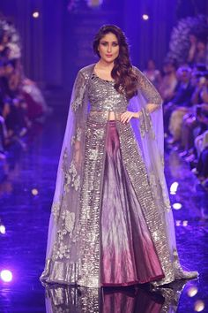 Lakme Fashion Week 2014 Manish Malhotra #Kareena #kapoor #India