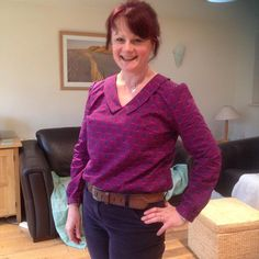 Sew Over It Susie Blouse by suedodgson85