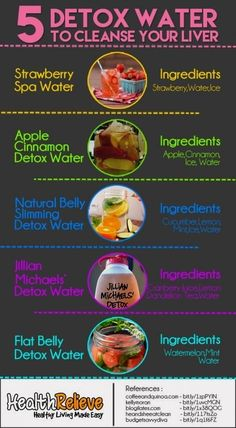 liver cleanse diet