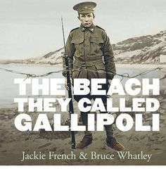 An extraordinary exploration of Gallipoli created by the incredible Jackie French and Bruce Whatley. Many books have been written about the battles of Gallipoli
