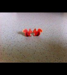 Σκουλαρίκια σκιουράκια