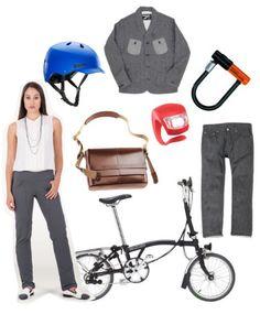 Bike commuter gear on sale at Huckleberry Bikes!