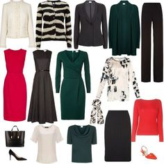 How to Create an Executive Capsule Wardrobe http://www.lookingstylish.co.uk/Executivestyle/how-to-create-an-executive-capsule-wardrobe/