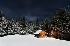 20 Beautifuly Remote Cabins Perfect for People Who Don't Like People | Blaze Press