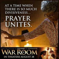 War room Prayer unites