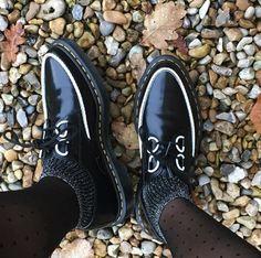 The Belladonna creeper shoe, shared by charlotte_eliz.