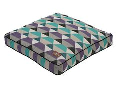 The Jax & Bones Origami Plum Premium Cotton Blend Pillow Bed is designed with one thing in mind--to give maximum comfort for years to come. Much like a premium mattress, this pillow bed is overstuffed and channeled to prevent flattening or condensing. Dog Pillow Bed, Bed Pillows, Bed Origami, Dog Milk, Bed Mats, Pet Boutique, Bed Throws, Animal Pillows, Cat Design