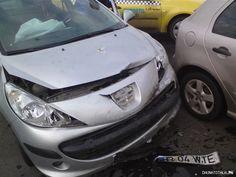 Peugeot 207 avariat de vanzare