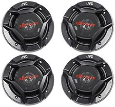"(4) JVC CS-DR620 6.5"" 600 Watt 2-Way Car Audio Speakers http://caraudio.henryhstevens.com/shop/4-jvc-cs-dr620-6-5-600-watt-2-way-car-audio-speakers/ https://images-na.ssl-images-amazon.com/images/I/61xr7WAvEIL.jpg"