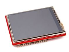 This is possibly the cheapest 2.4″ color display for Arduino. It costs around $8 to $10. MCUFriend is a China company and has an useless website.