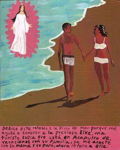 Благодарю Богиню Моря за то, что помогла мне познакомиться в Акапулько с очаровательной шведской туристкой Эльке, которая приехала отдохнуть вместе с родителями. Я уже переспал с ее мамой и папой, так что теперь ее черед.