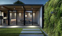 2011 | EDÍCULA CASA WZ - Henrique Zulian Gazebo, Garage Doors, Outdoor Structures, Outdoor Decor, Home Decor, Loft, Shopping, Metal Structure, Residential Architecture