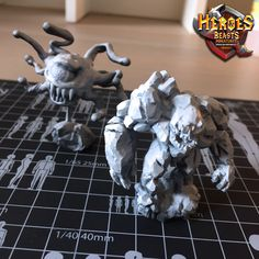 in what kind of situation would these 2 team up?   #dungeonsanddragons #rpg #d20 #roleplay #nerd #geek #dice #dnd5e #roleplayinggame #tabletopgames #dungeonmaster #gaming #tabletopgaming #fantasy #wargames #gamesworkshop #warhammer #warhammer40k #miniature #coolminis #minipainting #miniatures #dnd #patreon #art #supportlivingartists #dnd #minianturednd # dndminis #3dprint #zbrush Tabletop Rpg, Tabletop Games, Dungeons And Dragons Characters, Because I Love You, D 20, Mini S, Mini Paintings, Nerd Geek, Zbrush