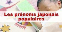 Prénom japonais : les noms les plus choisis au japon / #japon #japonais